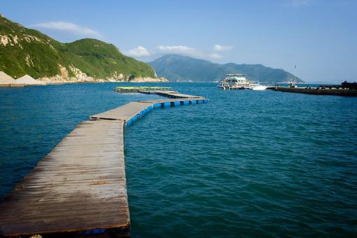 【深圳出发】惠州三门岛露营+快艇冲浪+看日出+登山