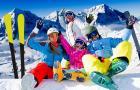 【长春出发】万科松花湖滑雪一日游直通车(赏冰雪世界+初级雪道+赠送雪圈)