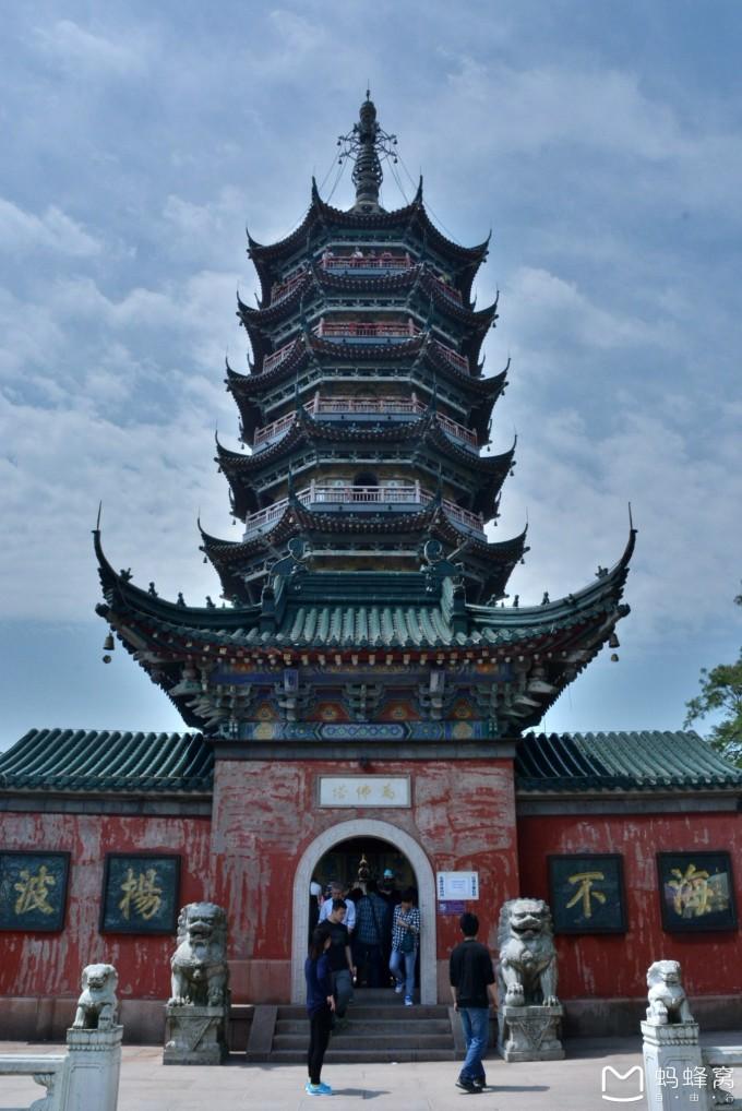 镇江焦山风景区