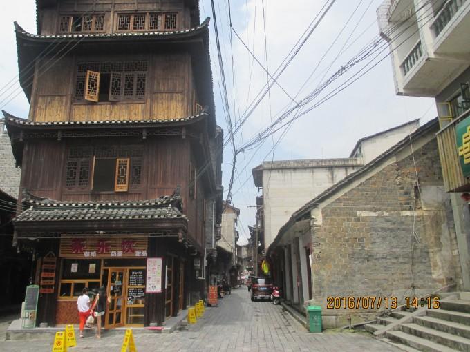 雁声远过潇湘去,十二楼中月自明——湖南苦旅之湘西茶峒