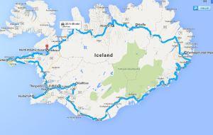 【冰岛图片】神奇之旅---2015圣诞节9天冰岛环岛自驾(最完整详尽,看过便可以计划你的旅行,附送孤独星球)