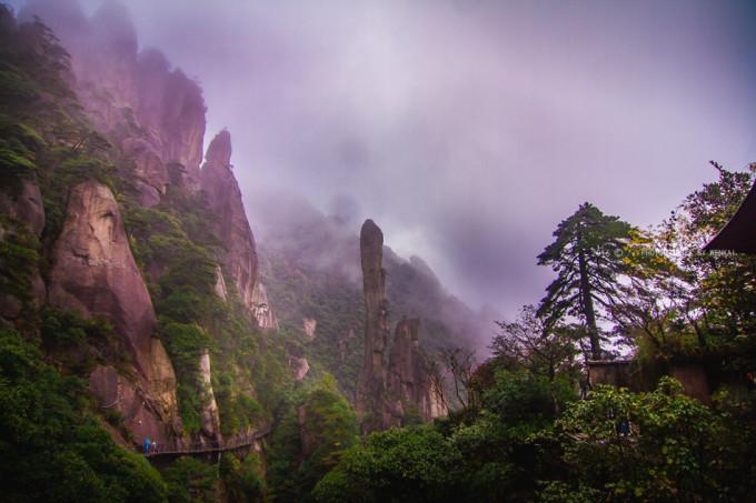 三清山风景名胜区