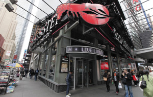 纽约美食-Red Lobster (Times Square)