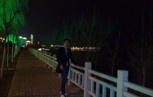 【乌海图片】2015-26内蒙古乌海市-夜色黄河之旅(30)
