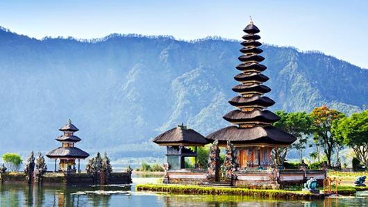 巴厘岛百度库+孟威寺庙+海神庙一日游