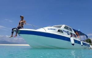 仙本那娱乐-白珍珠潜水度假中心