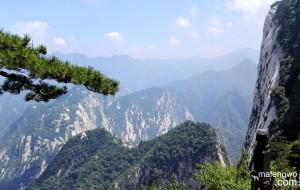 【渭南图片】回家之旅---西安古城墙、华山、渭河