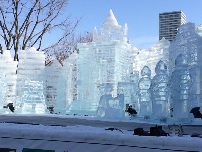 妈妈去哪儿之北海道冰雪节亲子游--札幌,小樽,大阪6日图片