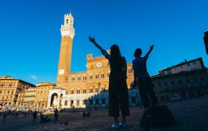 【比萨图片】意大利——追寻托斯卡纳艳阳奔向罗马假日