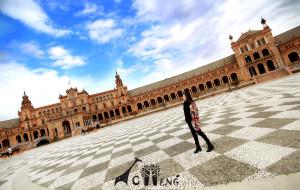 【托莱多图片】带着梦想跟着你,奔走千颜千面西班牙——秋冬之交巴塞罗那、塞维利亚、马德里、托莱多十天八晚漫游记