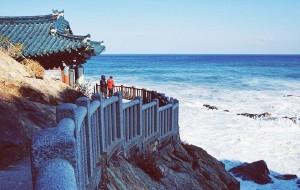 【江原道图片】朵²|韩国攻略小游记|不能错过的templestay