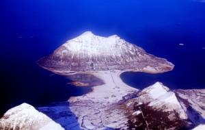 【格陵兰岛图片】(中) 欧洲8国22天美妙绝伦的自由行(北极圈:圣诞老人村、罗弗敦群岛、 特罗姆瑟)