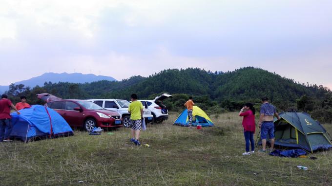 10.3-4 台山自驾之旅(广海风车山—台山千岛湖—