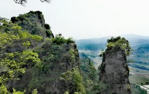 【新昌图片】风光无限,奇险无比,穿岩十九峰。