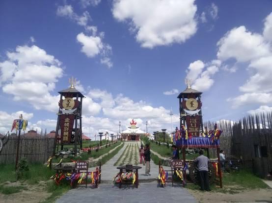 内蒙古5A景区