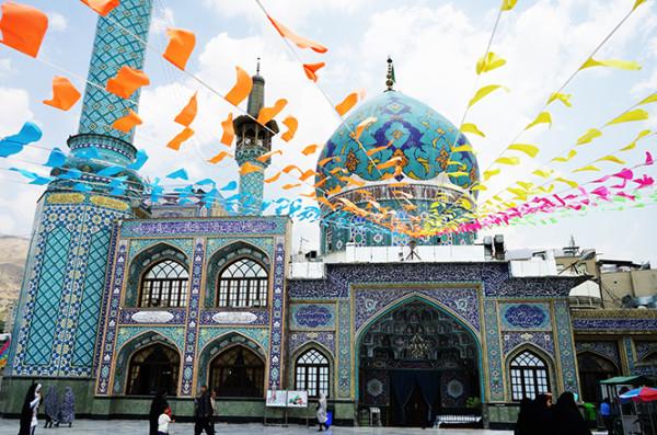 伊朗,打破禁忌才是生活的常态