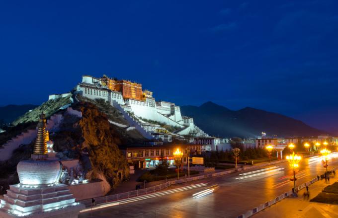 西藏自由行线路