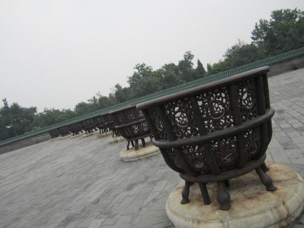 N个时间段的北京城图片