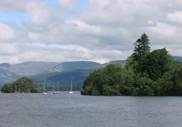 英格兰湖区景点推荐