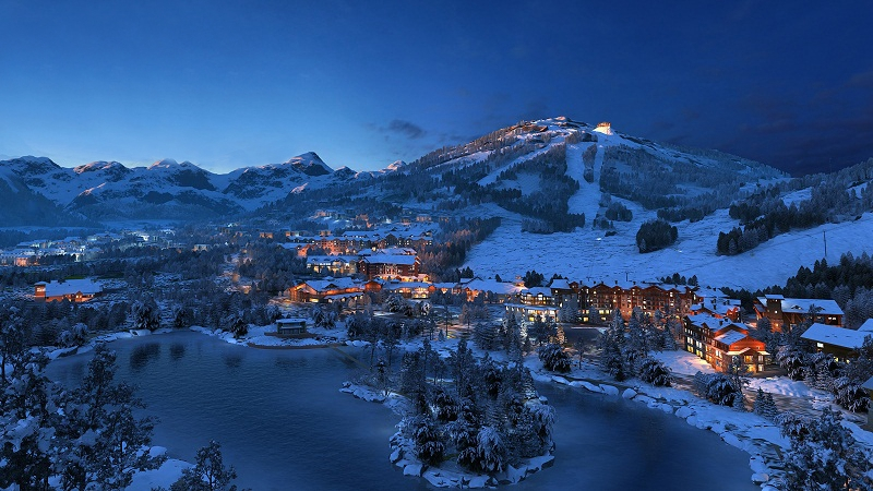 不一样的长白山,今年冬天最完美的度假计划(附4种玩法安排)